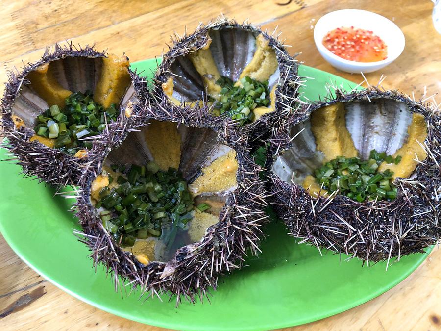 Ăn uống ở Nha Trang